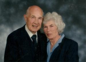 Charles and Rae Lindsay (circa 1995)
