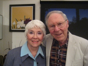 Bill and Carleen Glasser (2007)