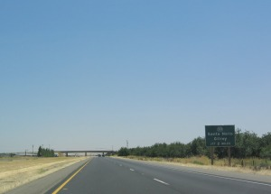 Driving on Hwy 5 from Los Angeles to northern California can provide a lot of time to think.