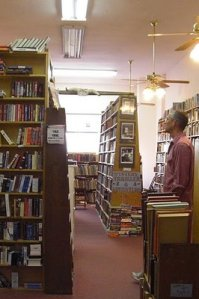 Used bookstore in San Luis Obispo, CA.