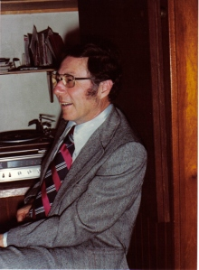 Bill Glasser 1977 (contributed by Jim Roy)