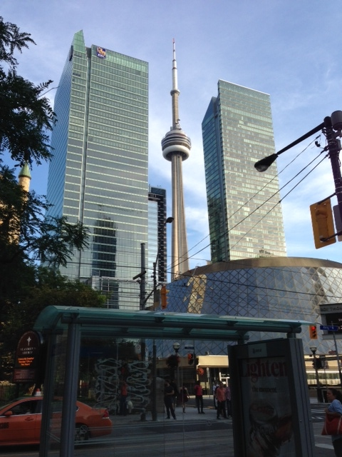Ahh .  .  . Toronto. What a great city!