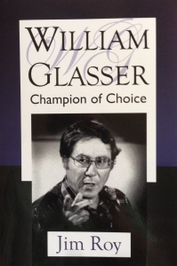 The book that connects the dots of William Glasser's ideas and his career.