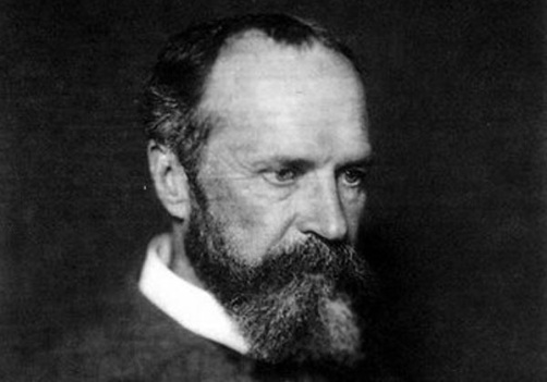 "William James (1842-1910); some saw him as the ""father of American psychology."""