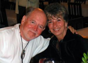 Chris's parents, Walt and Billie McCandless.