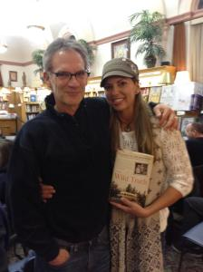 Jon Krakauer and Carine McCandless