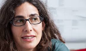 Sarah Koenig, narrator and executive producer of the Serial podcast.