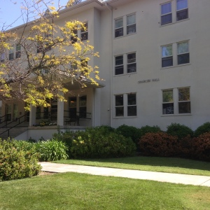 Grainger Hall (men's dorm), Pacific Union College