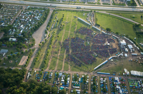 Every five years almost 50,000 Pathfinders from around the world converge on Oshkosh, Wisconsin, for an incredible conference.