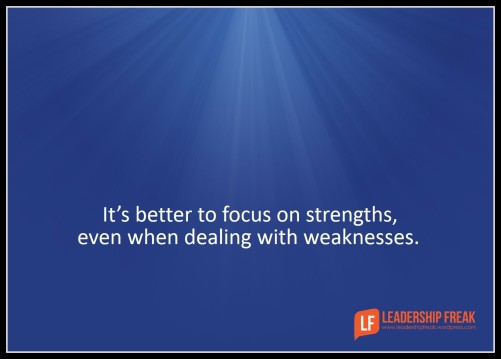 its-better-to-focus-on-strengths-even-when-dealing-with-weaknesses