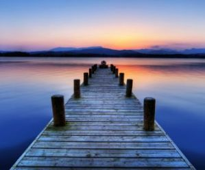 sunset_pier_bridge_calm_water_lake_desktop_1920x1200_hd-wallpaper-48798