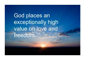 God Values